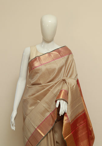 Kanchipuram Silk Saree Design 24