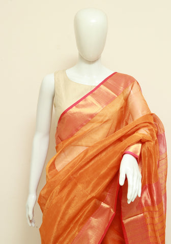 Kanchipuram Silk Saree Design 25