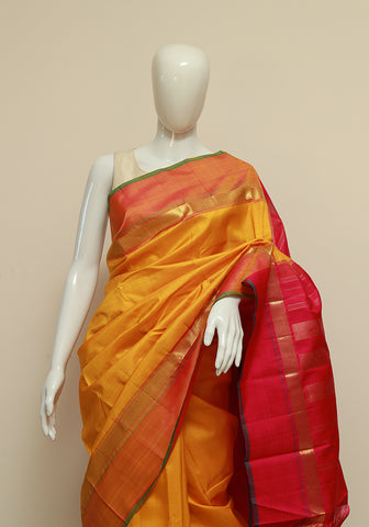 Kanchipuram Silk Saree Design 28