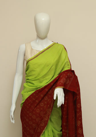 Ikat Saree Design 6