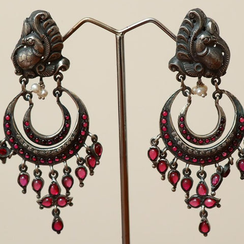 Sterling Silver Earrings Design 20