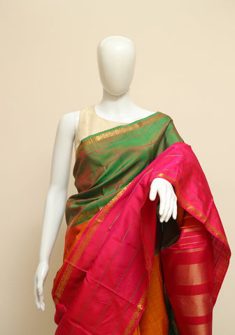 Kanchipuram Silk Saree Design 51