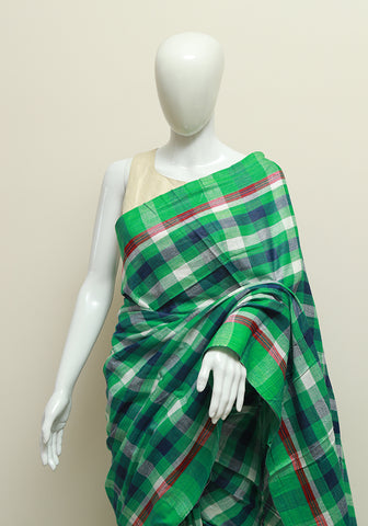 Gamcha Saree Design 10