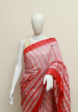Gamcha Saree Design 12