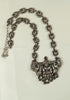 Long Silver Nagas Necklace