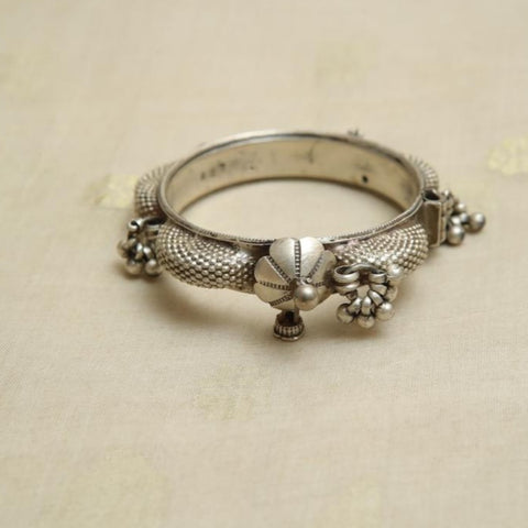 Antique Silver Bangle
