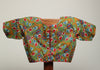 Kalamkari Readymade Blouse Design 28