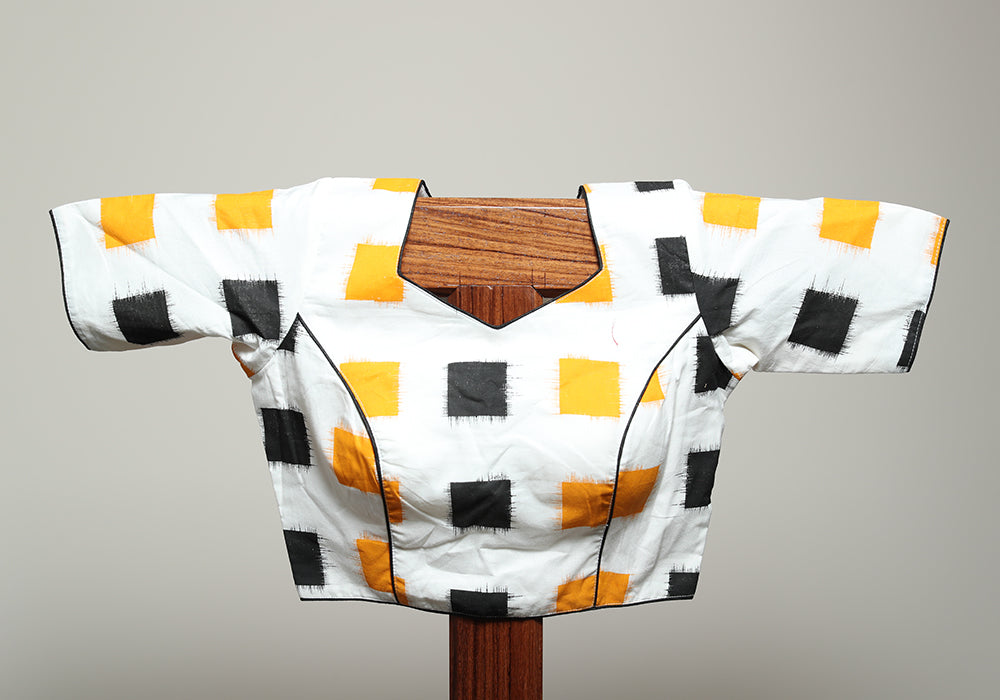 811110f114ccce Cotton Readymade Blouse Design 5 (Not Ikat). Product code: REBL0166. Brand Desically  Ethnic
