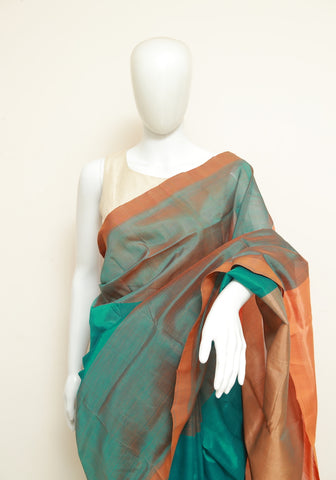 Mangalgiri Silk Saree Design 36