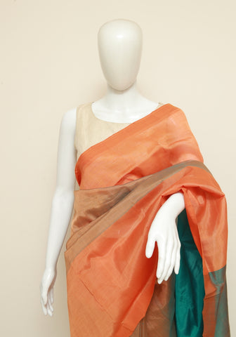 Mangalgiri Silk Saree Design 37
