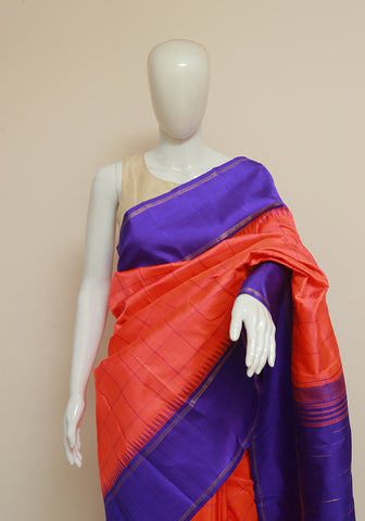 Kanchipuram Silk Saree Design 54