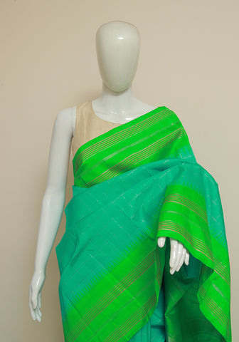 Kanchipuram Silk Saree Design 55