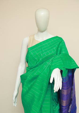 Kanchipuram Silk Saree Design 60