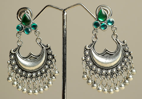 Tribal Afghan Earrings Design 188