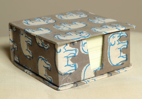 Block Printed Slip Box Design 9