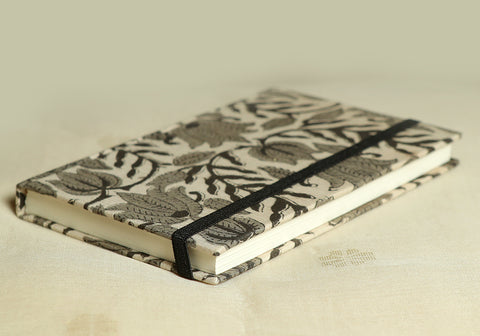 Notebook with Block Printed Cover Design 26