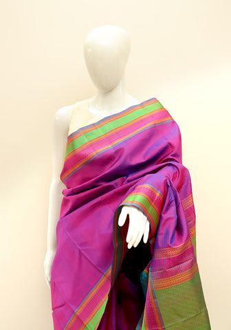Kanchipuram Silk Saree Design 10