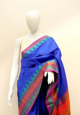 Kanchipuram Silk Saree Design 11