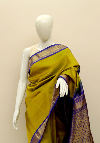 Kanchipuram Silk Saree Design 16