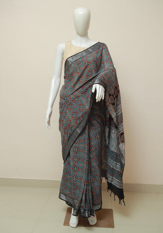 Kanchipuram Silk Saree Design 18