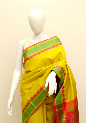 Kanchipuram Silk Saree Design 12
