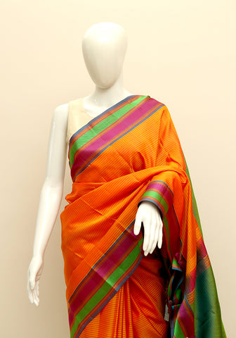 Kanchipuram Silk Saree Design 14