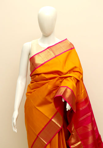 Kanchipuram Silk Saree Design 19