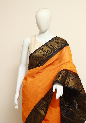 Sungudi Saree Design 129
