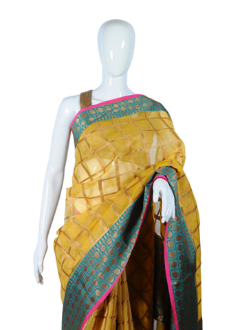 Benarasi Saree Design 2