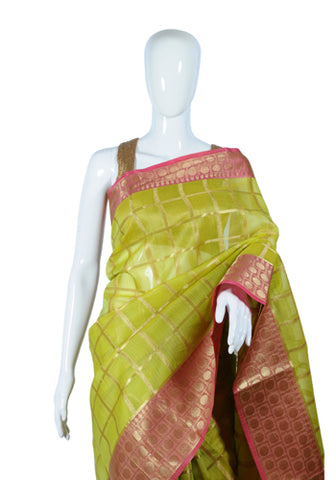 Benarasi Saree Design 4