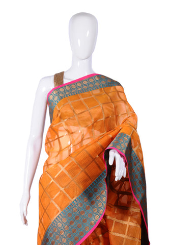 Benarasi Saree Design 6