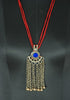 Antique Afghan Necklace design 7