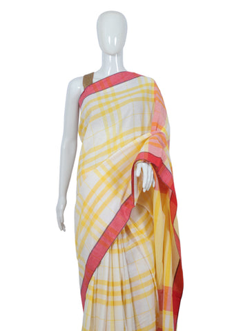 Gamcha Saree Design 2