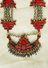 Tribal Afghan Necklace design 21