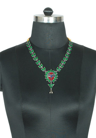 Tribal Afghan Necklace design 19