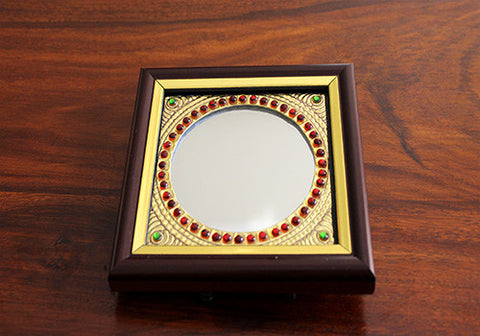 Tanjore Mirror (1)