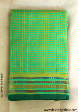 Kanchipuram Silk Saree Design 8