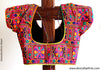 Black Kutch Work Blouse Design 5
