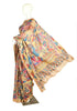 Tussar Silk Pen Kalamkari Saree Design 9