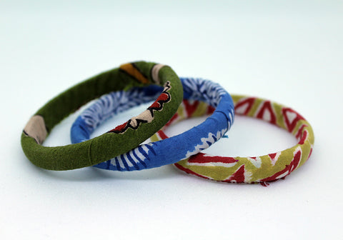 Upcycled Bangles Design 9