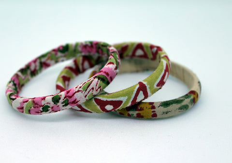 Upcycled Bangles Design 10