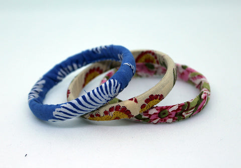 Upcycled Bangles Design 16