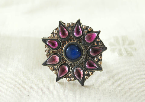 Tribal Afghan Ring Design 20