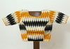 Yellow and Black Ikat Blouse