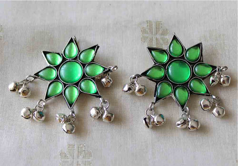 Tribal Afghan Earrings Design 152