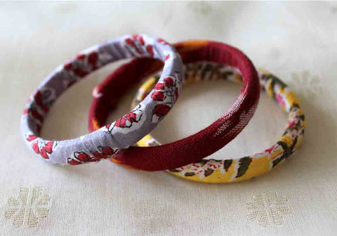 Upcycled Bangles Design 17