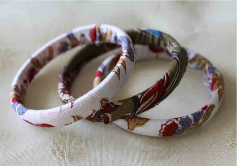 Upcycled Bangles Design 22