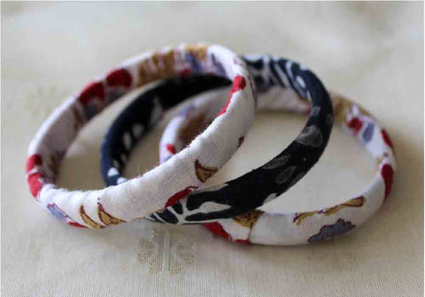 Upcycled Bangles Design 24