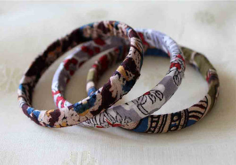Upcycled Bangles Design 29