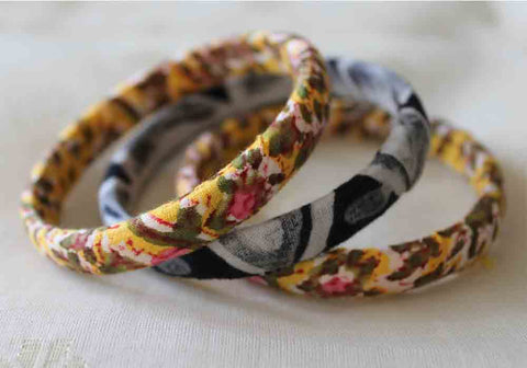 Upcycled Bangles Design 46